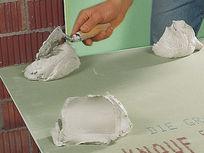 Knauf knauf diy trockenputz anbringen - Gipskartonplatten an wand anbringen ...