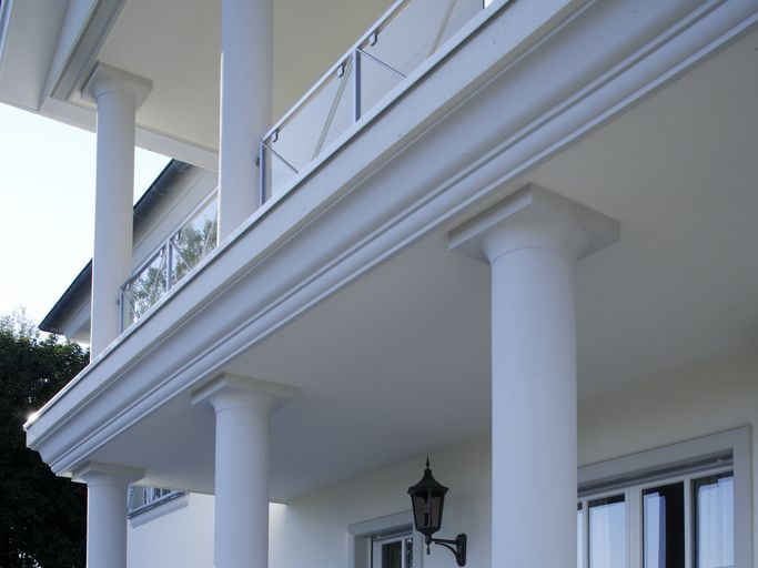 Knauf isolamento esterno - Cornici finestre in polistirolo ...