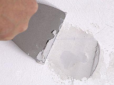 knauf rotband reparaturspachtel. Black Bedroom Furniture Sets. Home Design Ideas