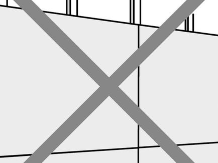 Knauf gipsplatten anbringen - Trennwand aus gipsplatten ...