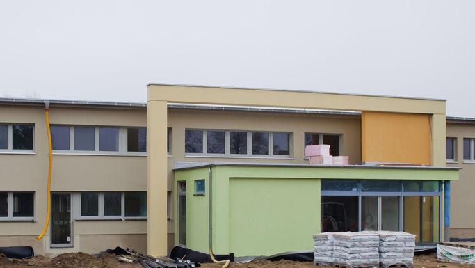 Schule Neustrelitz