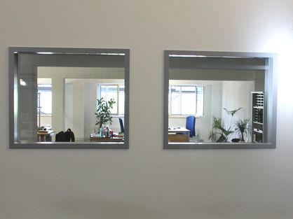 Knauf vetrate con struttura in acciaio - Cambiare vetro finestra ...