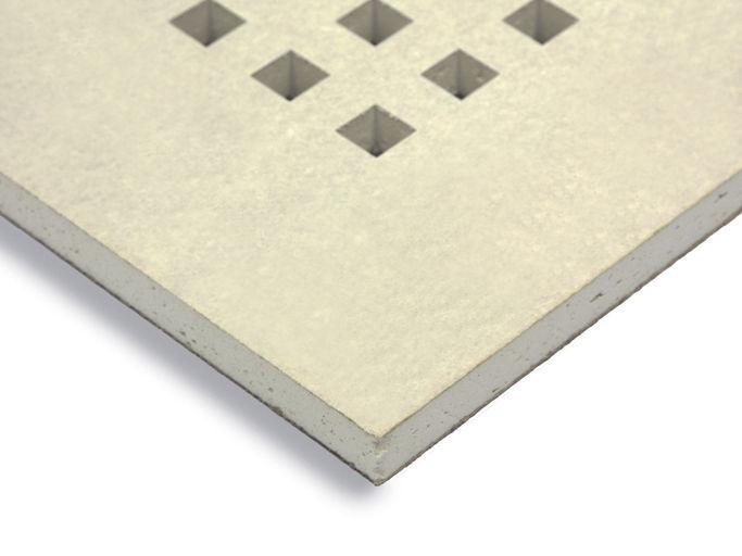Knauf plaques for Plafond suspendu en plaque de platre
