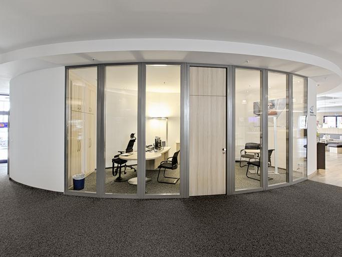 Innenraumfenster  Knauf - Gestaltung & Design