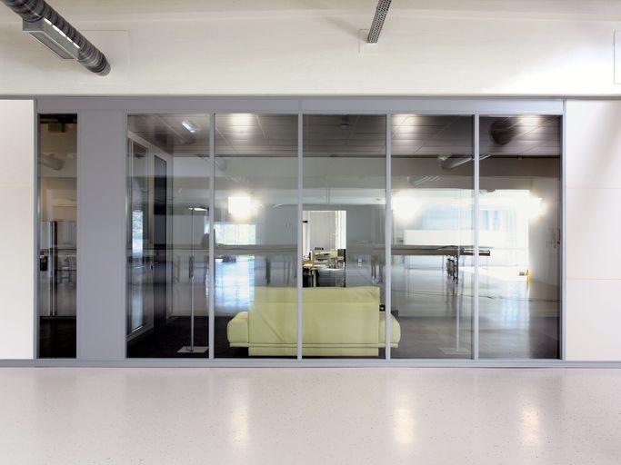 Pareti In Vetrocemento Per Interni: Parete vetrocemento e cartongesso pareti realizzare in.
