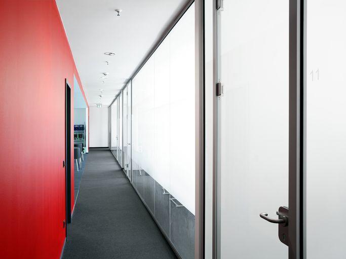 Knauf pareti for Pareti divisorie mobili