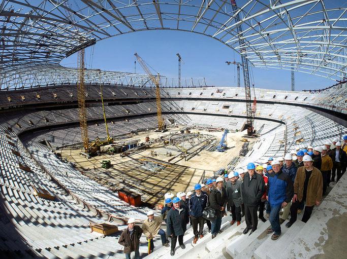 Arena Stadium Tour