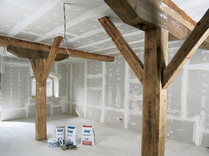 Holzbalkendecken Systeme