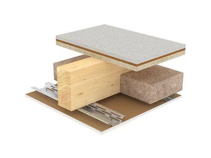 Gut bekannt Knauf - Holzbalkendecken-Systeme EV23